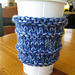 Cathy Mac's Cup Cozy pattern