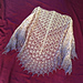 Doire - The Derry Shawl pattern