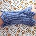 Frothy Gothy wristwarmers pattern