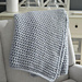 Beginner Crochet Throw pattern
