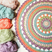 Breather Mandala and Rug pattern