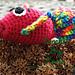 Crochet Big Mouth Fish pattern