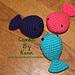 Baby Amigurumi Whale pattern