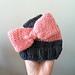 Big Bow Hat pattern