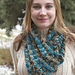 Affinity Cowl Scarf pattern