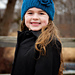 Cherub Cheeks Headband pattern