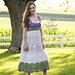 Havanna Shirt Dress Adult pattern