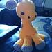 Baby Giraffe Amigurumi pattern