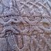 #02 Cable Afghan Sampler  pattern