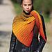 Infinity shawl pattern
