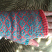 Life is Transitory Fingerless Mitts pattern