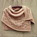 Tiger Lily Shawl pattern