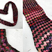 Love Scrap Yarn Scarf pattern