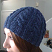 Basic Cable Hat pattern