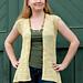 Silky Alpaca Lace Open Front Cardi pattern