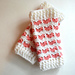 Heart Stitch Leg Warmers pattern