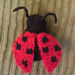 Amigurumi LadyBug - Flying Version pattern