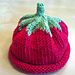 Cute Little Strawberry Hat pattern