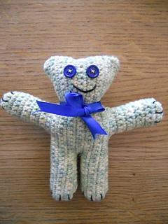 Awesome Free Crochet Teddy Amigurumi Bear Pattern - Free Amigurumi ...   320x240