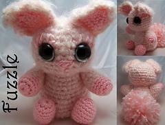 Fuzzle Crochet Pattern