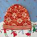 December Fair Isle Hat pattern