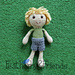 Little Brother Doll pattern