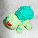 Bulbasaur Pokemon pattern