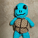Squirtle Pokemon pattern