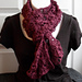 Lacey Scarf pattern