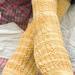 Knotty or Knice Socks pattern