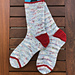 Swift Gift Socks pattern