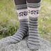 179-11 Telemark Socks pattern