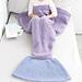 s28-12 Cute Mermaid Blanket pattern