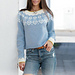 199-7 Dear to my Heart Sweater pattern