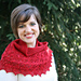 The Holly & Ivy Shawlette pattern
