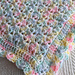 Soft and Snuggly Baby Afghan pattern
