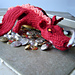 Crochet Dragon - Smaug from The Hobbit pattern