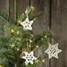 Snowflakes & Star pattern
