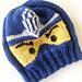 Ninjago Lue/ Hat pattern