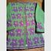 Purple Poppies Cardigan pattern