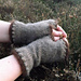 Dryad Fingerless Mitts pattern