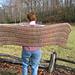 Cindy's prayer shawl 2