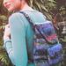 Get Back Backpack / Secret Life Shoulder Bag pattern