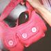 Hands-Free Handbag / Look, No Hands! pattern