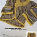 Gilet Turner pattern