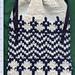 Turban-pattern bag pattern