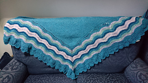 Finished but not yet blocked.