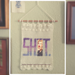 Shit. - A Wall Tapestry pattern