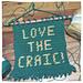 Love the Craic! pattern