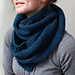 Keeping it Simple Stockinette Cowl pattern